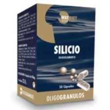 Silicio Oligogranulos 50Caps.