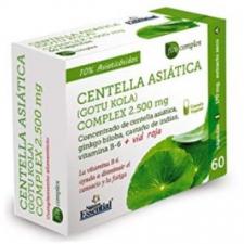 Centella Asiatica Complex 2500Mg. 60Cap.