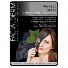 Falcialderm Black Tissue Mask Detox 1Ud.