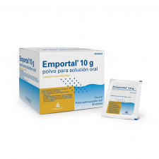 Emportal (10 G 50 Sobres Polvo Solucion Oral) - Angelini