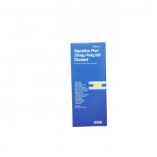 Zincation Plus (Champu 200 Ml) - Isdin
