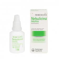 Nebulicina (0.5 Mg/Ml Nebulizador Nasal 10 Ml) - Boehringer Ingelheim