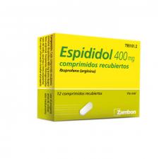 Espididol (400 Mg 12 Comprimidos Recubiertos) - Zambon