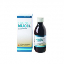 Broncimucil (12,5 Mg/5 Ml Suspension Oral 200 Ml) - Aquilea-Uriach