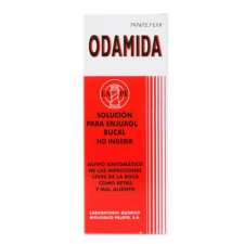 Odamida (Solucion Topica 135 Ml) - Varios