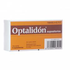 Optalidon (500/75 Mg 6 Supositorios) - Omega Pharma