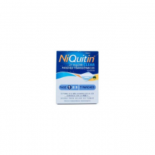 Niquitin Clear (21 Mg/24 H 7 Parches Transdermicos 114 Mg) - Glaxo Smithkline