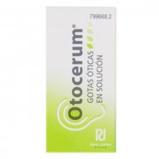 Otocerum (Gotas Oticas Solucion 10 Ml) - Varios