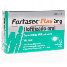 Fortasec Flas 2Mg 12 Liofilizados Orales