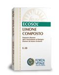Limone Composto (Hierro) Metal Espagirico 10 Ml. - Forza Vitale