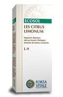 Les Citrus Limonum Limonero 50 Ml. - Forza Vitale