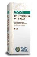 Les Rosmarinus Officinalis Romero 50 Ml. - Forza Vitale
