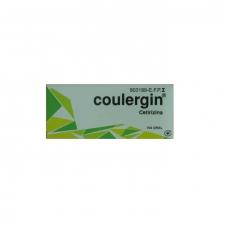 Coulergin (10 Mg 7 Comprimidos Recubiertos) - Alter Fcia