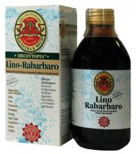 Lino-Rabarbaro 250 Ml. Decotopia - Herbofarm