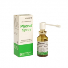 Phonal Spray (Aerosol Topico Solucion 20 Ml) - Varios