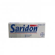 Saridon (20 Comprimidos) - Bayer