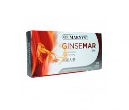 Marnys Ginsemar Ginseng 30 Cápsulas - Farmacia Ribera