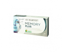 Marnys Memory Plus 30 Cápsulas - Farmacia Ribera