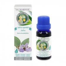 Salvia Española Aceite Esencial Alimentario 15 Ml. - Marnys