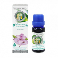 Salvia Romana Aceite Esencial Alimentario 15 Ml. - Marnys