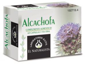Alcachofa 60 Cap.  - El Naturalista
