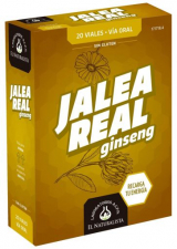 Jalea Real Con Ginseng 20 Viales