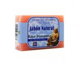 Ynsadiet Jabon De Rosa Mosqueta 100 Gr - Farmacia Ribera