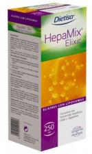 Hepamix (Hepatico-Biliar) Jarabe 250Ml - Dietisa