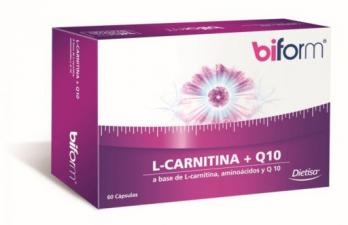 Biform L Carnitina+Q10 60Cap