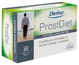 Prostdiet (Prostat) 48 Cap.  - Dietisa