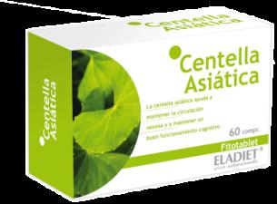 Fitotablet Centella Asiatica 60 Comp. - Eladiet