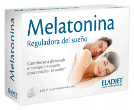 Melatonina 1,95Mg. 30 Comp. - Eladiet