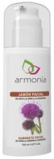 Jabon Facial De Arcilla Gris Tubo 150 Gr. - Armonia