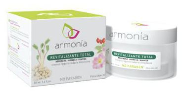 Crema Revitalizante Total 50 Ml. - Armonia