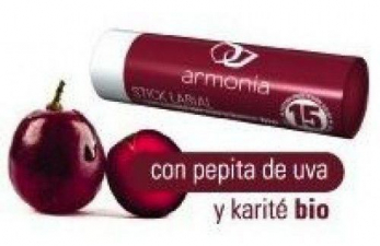 Protector Labial Pepita Uva Y Karite 4 Gr. - Armonia