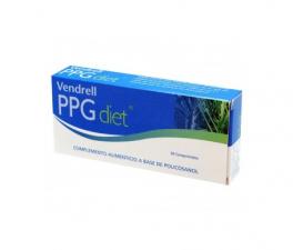 Vendrell Ppg Diet 30 Comprimidos - Farmacia Ribera