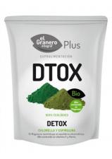 Detox Superalimento Bio 200 Gr. - Varios