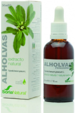Soria Natural Ext.Alholvas (Fenogreco) S/Al 50Ml