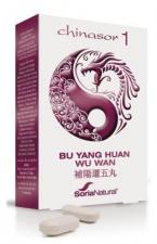 Soria Natural Chinasor 01 Bu Yang Huang Wu Wan 30 Comprimidos