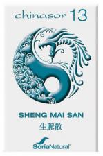 Soria Natural Chinasor 13 Sheng Mai San 30 Comp.