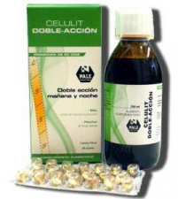Celulit Doble Accion Jarabe 250 Ml. + 20Perlas - Nale