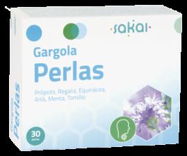 Gargola Perlas 30Perlas