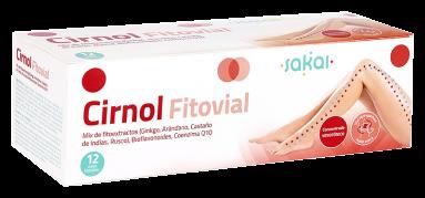 Fitovial Cirnol 12 Viales - Sakai