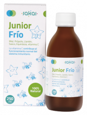 Junior Frio Jarabe 250 Ml.