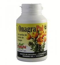 Onagrapol-120 (Aceite De Onagra) 500Mg. 120Perlas - Plantapol