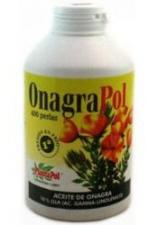 Onagrapol-120 (Aceite De Onagra) 500Mg. 400Perlas