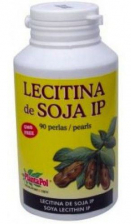 Lecitina De Soja Ip 1200Mg. 90Perlas