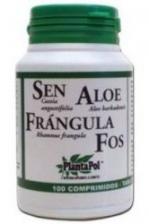 Aloe-Sen-Frangula-Inulina 100 Comp. - Plantapol