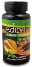 Adipol (Mango Africano,Te Verde,Cromo) 60 Cap.