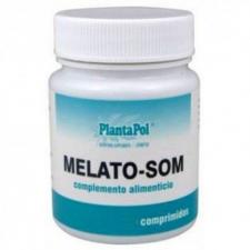 Melato-Som (Melatonina 1Mg.) 200 Comp. - Plantapol